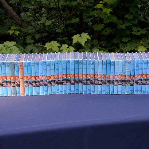 Hardy Boys Mysteries, volumes 1-51