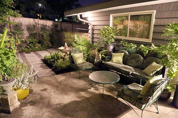 Urban Gardening Series Small Garden Space Design Cancelled